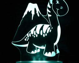 Delight Decor Dream Light Dinosaur