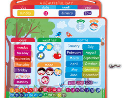 Janod Magnetic Calender