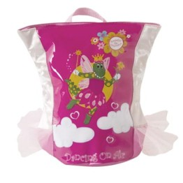 Dorothy the Dinosaur Ballerina Backpack Bag 1