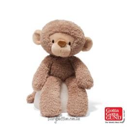 GUND Fuzzy Monkey Soft Toy ~ 34cm 1