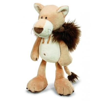 NICI Baby Lion Club with Hood ~ 25cm 1