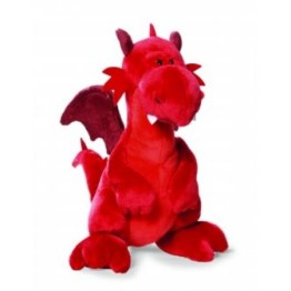 NICI Dragon Soft Toy ~ Red ~ 30cm 1
