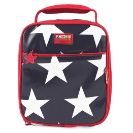Penny Scallan Lunch Box Navy Star