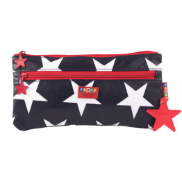 Penny Scallan Pencil Case Navy Star