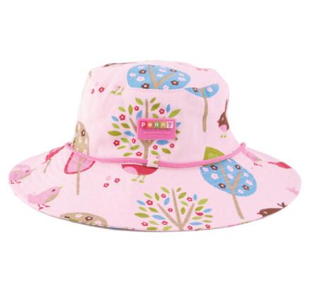 Penny Scallan Sun Hat Chirpy Bird