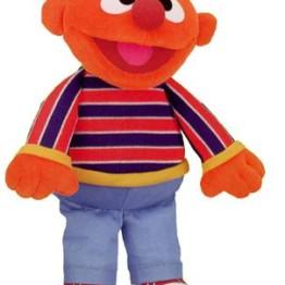 Sesame Street Soft Toy ~ Ernie 1