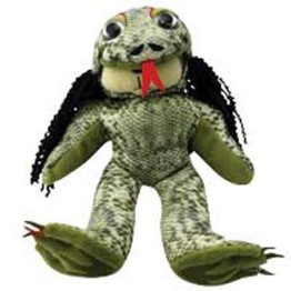 Skansen Beanie Kids ~ Zhimor the Swamp Monster 1