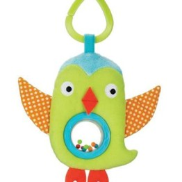 Skip Hop Treetop Friends Stroller Toy ~ Bird 1