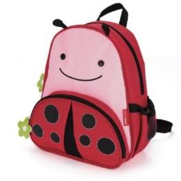 Skip Hop Zoo Backpack ~ Ladybug 1
