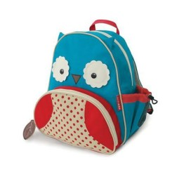 Skip Hop Zoo Backpack ~ Owl 1