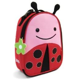 Skip Hop Zoo Lunchie ~ Ladybug 1