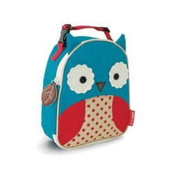 Skip Hop Zoo Lunchie ~ Owl 1