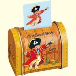 Spiegelburg Captain Sharky Sticker Box 1