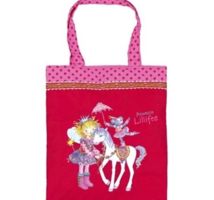 Spiegelburg Princess Lillifee Shopping Bag 1