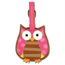 Stephen Joseph Bag Tag ~ Owl 1