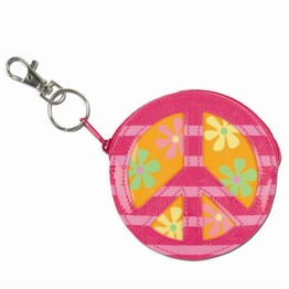 Stephen Joseph Coin Purse ~ Peace 1