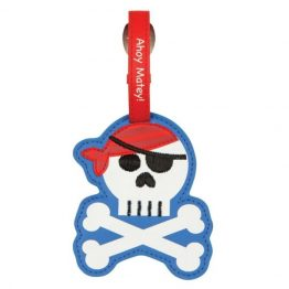 Stephen Joseph Pirate Bag Tag