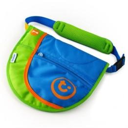 Trunki Kids Suitcase Saddlebag ~ Blue 1