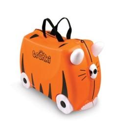 Trunki Kids Suitcase ~ Tipu Tiger 1