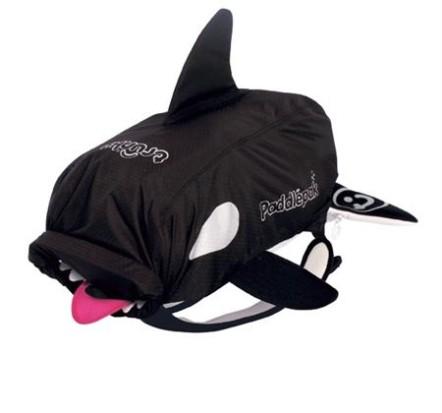 Trunki PaddlePak Backpack Killer Whale