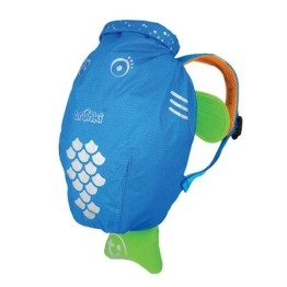 Trunki PaddlePak Blue Backpack ~ Bob 1