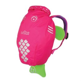 Trunki PaddlePak Pink Backpack ~ Flo 1