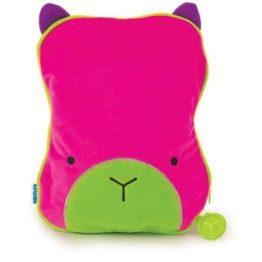 Trunki SnooziHedz 3 in 1 Travel Blanket ~ Pink 1