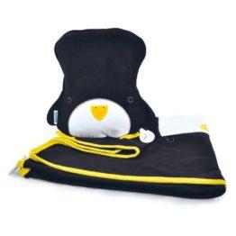 Trunki SnooziHedz Travel Blanket ~ Pippin Penguin 1