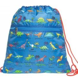 Tyrrell Katz Drawstring Bag ~ Dinosaur 1