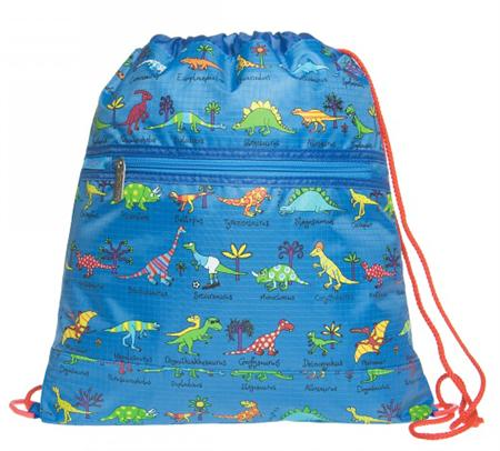 Tyrrell Katz Drawstring Bag ~ Dinosaur - Kids Bags