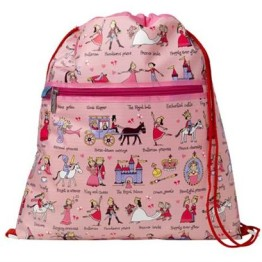 Tyrrell Katz Drawstring Bag ~ Princess 1