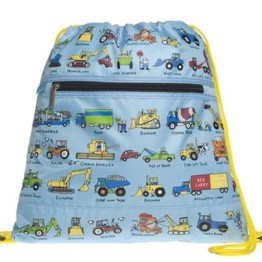 Tyrrell Katz Drawstring Bag ~ Working Wheels 1