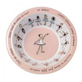 Tyrrell Katz Melamine Bowl ~ Ballet 1