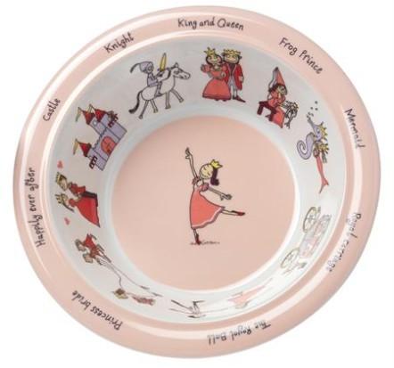 Tyrrell Katz Melamine Bowl ~ Princess 1