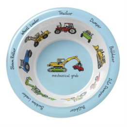 Tyrrell Katz Melamine Bowl ~ Working Wheels 1