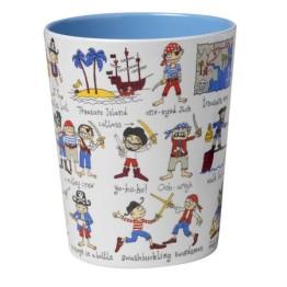 Tyrrell Katz Melamine Cup ~ Pirates 1
