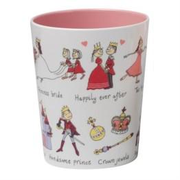 Tyrrell Katz Melamine Cup ~ Princess 1