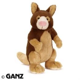 Webkinz Pet ~ Tree Kangaroo 1