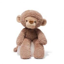GUND Fuzzy Monkey Soft Toy