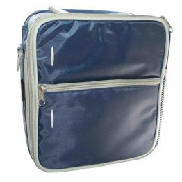 Fridge To Go Medium Lunch Box Cooler Bag ~ Navy 1