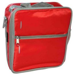 Fridge To Go Medium Lunch Box Cooler Bag ~ Red 1