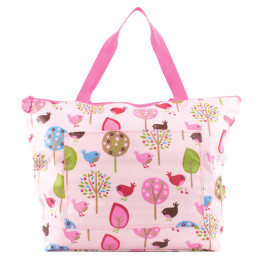 Penny Scallan Tote Bag Chirpy Bird