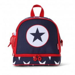 Penny Scallan Junior Backpack - Navy Star