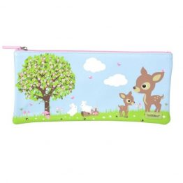 Bobble Art Pencil Case Woodland