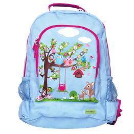 bobble-art canvas-backpack-woodland