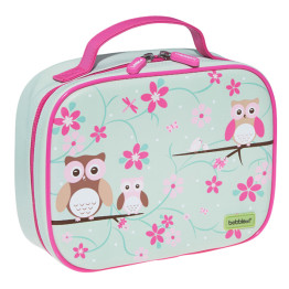 Bobble Art Lunch Box Owl
