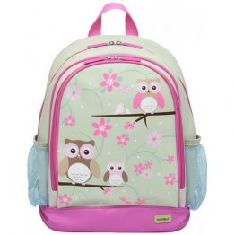 Bobble Art Large PVC Backpack - Owl
