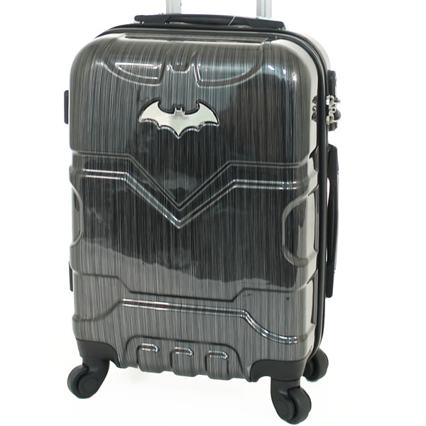 Batman DC Comics Large Hard Shell 28 Inch Suitcase - Kids Bags