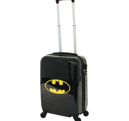 Batman Cabin Luggage Black