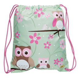 Bobble Art Swim Bag Owl copy